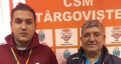 BOX: Andrei Grigore obține medalia de argint la Naționalele de Tineret!