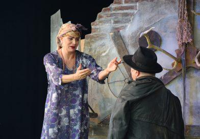 Nume cunoscute ale teatrului românesc au fost prezente la Potlogi