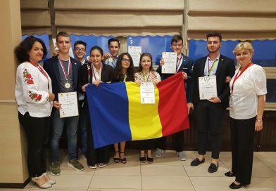 Târgovișteanul Angelo Andi Petre – medaliat la Olimpiada Internațională de Geografie