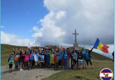 Munțomanul curajos, o nouă tabără încheiată în Bucegi