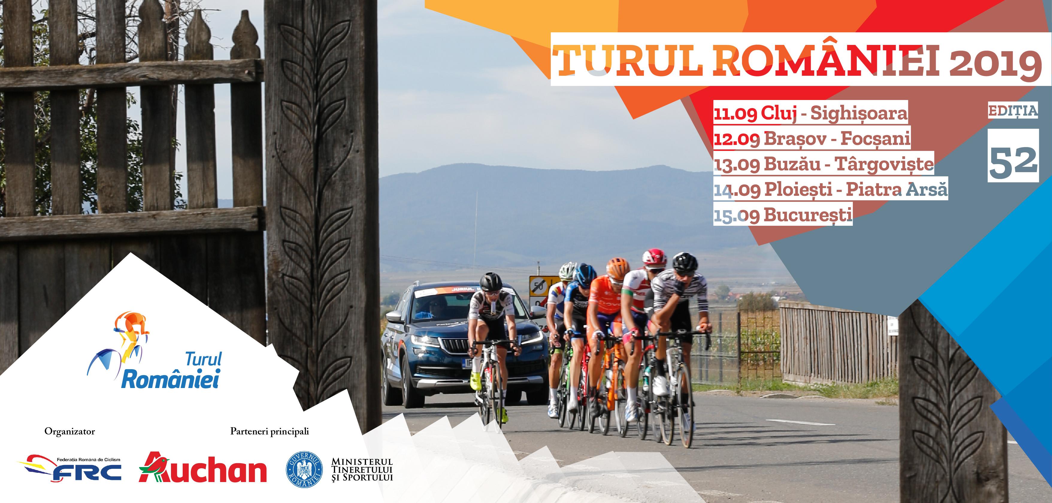Turul României 2019, prima competiție pe TransBucegi