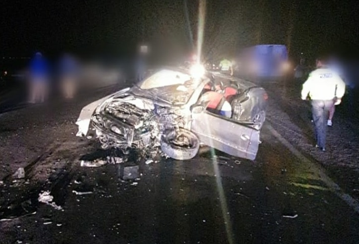 Accident cu 3 victime la Priseaca