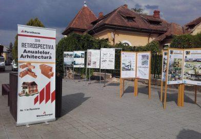 Întâlnire fructuoasă a arhitecților din țară și străinătate în cadrul Retrospectivei Anualelor de Arhitectură