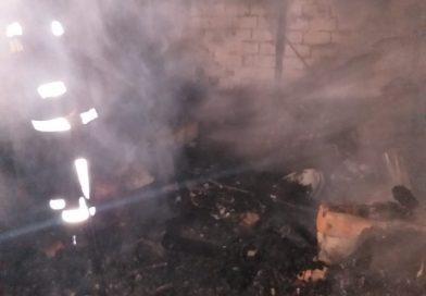 MORENI:Un conductor electric  neizolat corespunzător a provocat un incendiu și a făcut o victimă