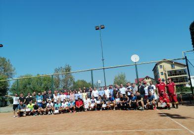 Au fost premiați câștigătorii Campionatului de Tenis al MAI