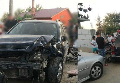 POIANA: Poliția dâmbovițeană caută un șofer care a accidentat un copil și a părăsit locul accidentului