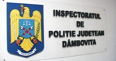 Nou șef la Poliția Răcari