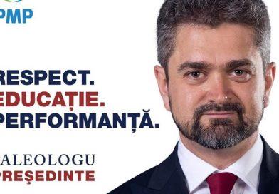 Candiatul PMP pentru prezidențiale, Theodor Paleologu, vine mâine la Târgoviște