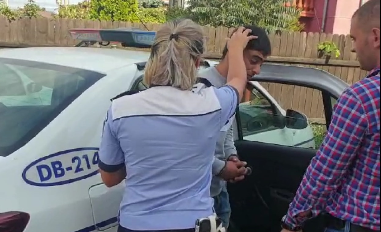 POIANA: Șoferul care a fugit de la locul accidentului a fost reținut