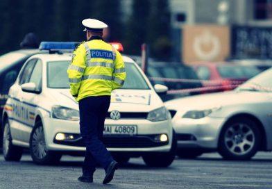 Razie de amploare a polițiștilor dâmbovițeni