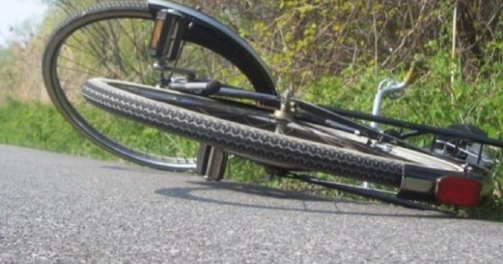 Titu: Biciclist accidentat