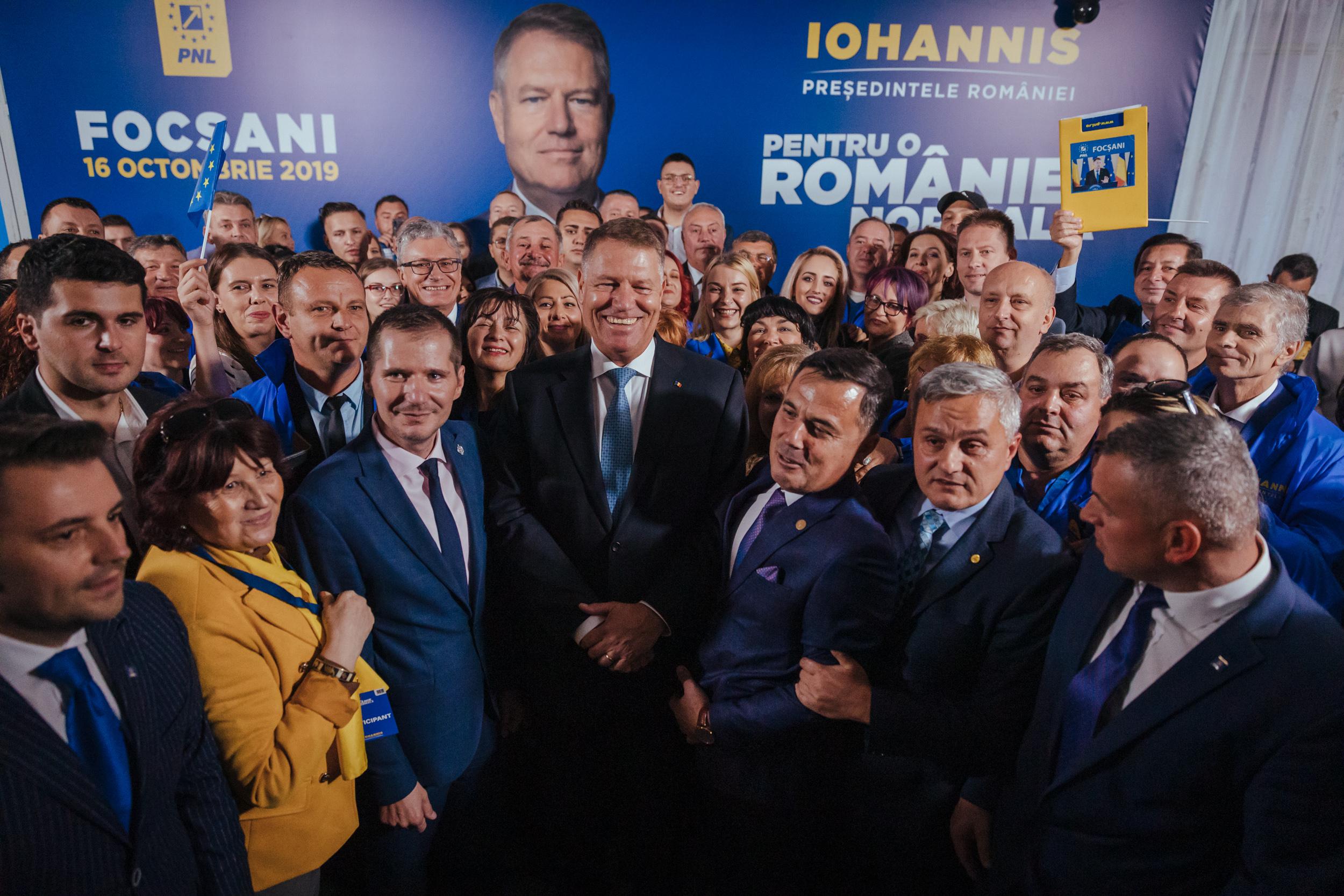 Klaus Iohannis a explicat ce înseamnă o Românie normală (P)