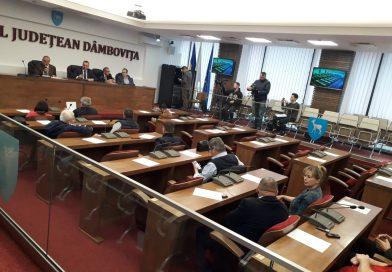 Extinderea gropii de gunoi Titu, din nou fără vot în CJD. Consilierii PNL au lipsit