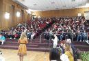 """Campania """"Alcoolul nu te face mare"""" s-a întâlnit cu peste 200 de elevi de la Liceul de Arte Bălașa Doamna"""