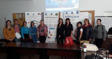 Școala Gimnazială Tudor Vladimirescu, activități de diseminare a proiectelor Erasmus +