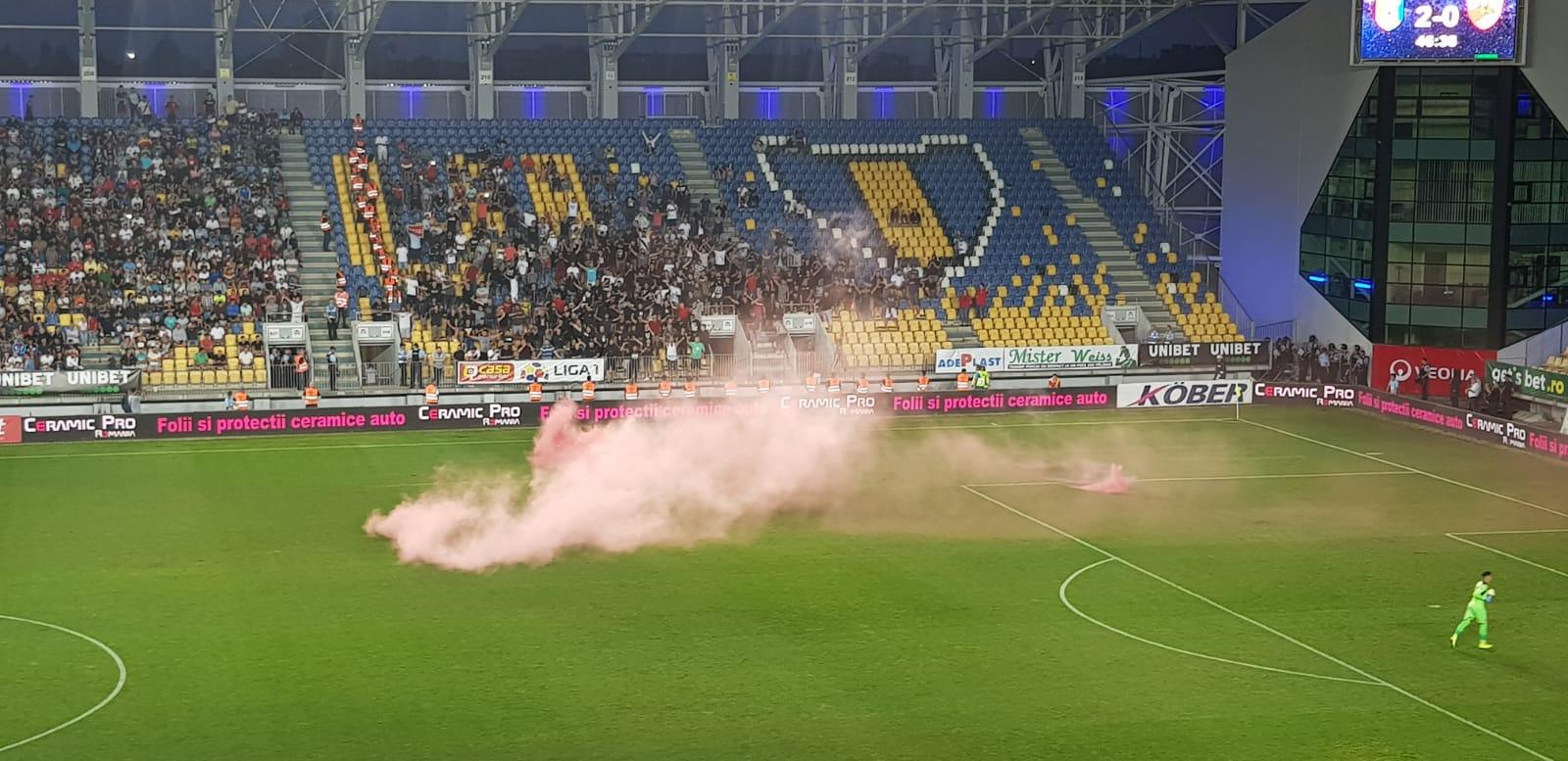 Mobilizare totală! 10.000 de dâmbovițeni vor susține Chindia în meciul cu FCSB!