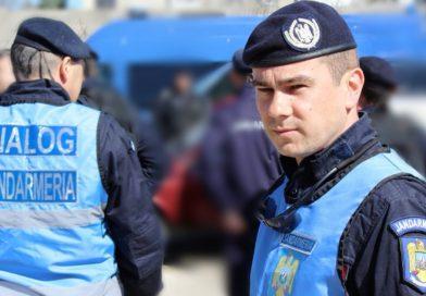 Jandarmii alături de cetățeni la Festivalul Toamnei