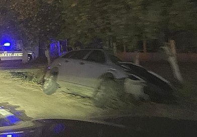 Doicești: Șoferiță rănită după ce a adormit la volan
