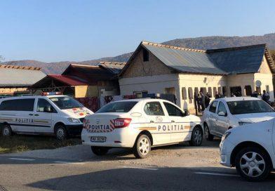 Polițiștii din Găești au prins o bandă care tâlhărea șoferii pe drumurile naționale