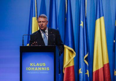 Klaus Iohannis promovează educația, sănătatea și bunăstarea economică (P)