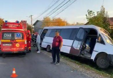 VULCANA PANDELE: Grav accident de circulație cu 3 victime