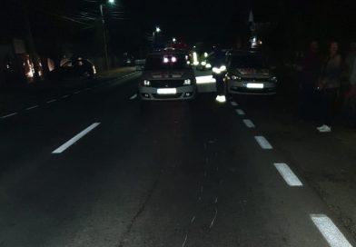DÂMBOVIȚA: Poliția caută un șofer care a lovit o femeie. Aceasta e în stare gravă