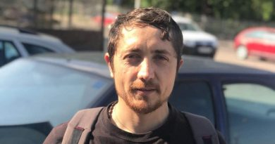 TABLETA  DE  SÂMBĂTĂ  –  Ion Cosmin  BUSUIOC – La moartea tiranului absolut