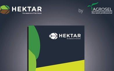 """AGROSEL schimbă numele gamei de produse profesionale, hibrizi, în """"HEKTAR the essence of the future"""""""