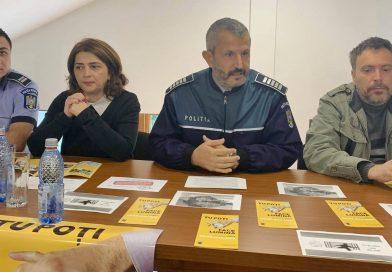 O noua activitate de informare, organizată de structura de prevenire a criminalității la Pucioasa, în colaborare cu efective de la Serviciul Județean Anticorupție Dâmbovița