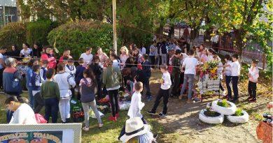 Festival și târg de toamnă la Școala Radu cel Mare din Târgoviște