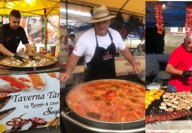 TÂRGOVIȘTE: Răsfăț culinar cu specialități de toamnă, în acest week-end, în Parcul Mitropoliei