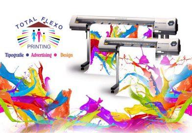 Tipografie Targoviste – Total Flexo Printing