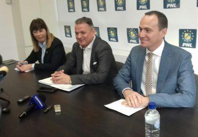 DÂMBOVIȚA: Conducerea PNL anunță schimbarea prefectului și subprefectului