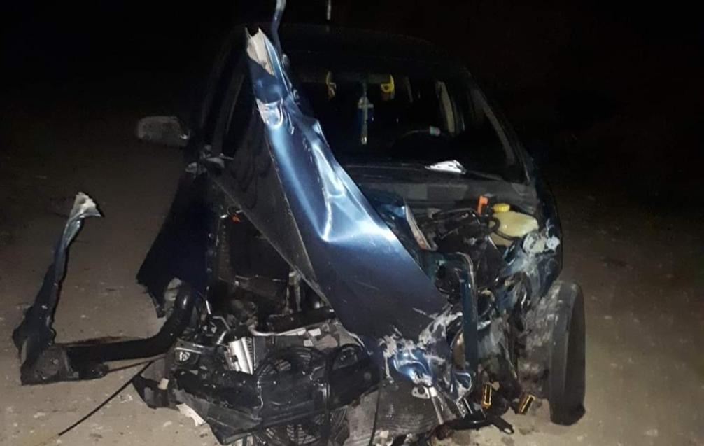 DÂMBOVIȚA: Un șofer băut a forțat trecerea la nivel cu calea ferată