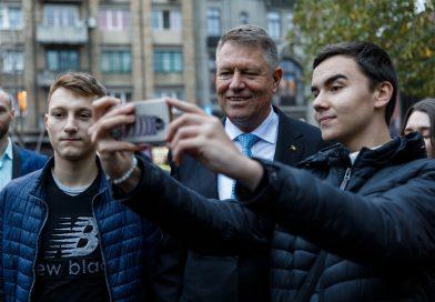 Klaus Iohannis a explicat de ce este important ca românii să meargă la vot pe 24 noiembrie (P)