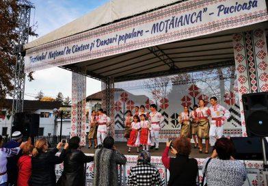 Cea de-a doua ediție a Festivalului de toamnă, Moțăianca, a ajuns la final