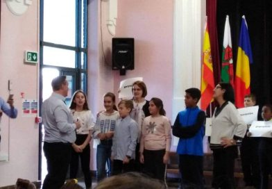 """""""Digital Competence în Action"""", proiect comun mai multor școli și licee din Dâmbovița"""