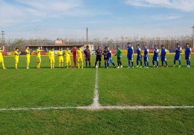 LIGA 4: Cetatea Târgoviște 1396 se apropie de finalul turului de campionat