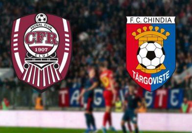 Etapa 17, 17 puncte, Chindia are azi duel tare cu CFR Cluj!