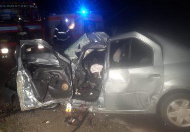 Accident grav, cu două victime, între un autoturism și un tir