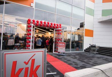 KiK și-a deschis cel de-al 30-lea magazin din România, la Târgoviște