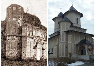 TABLETA  DE  VINERI  –  Cornel  MĂRCULESCU – Când vioara lui George Enescu salvează de la ruină Biserica Sfinții Împărați din Târgoviște (1919)