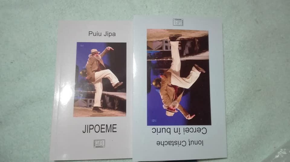 """""""Jipoeme"""" și """"Cercei în Buric"""" se lansează miercuri, 20 noiembrie, la Teatrul Tony Bulandra"""