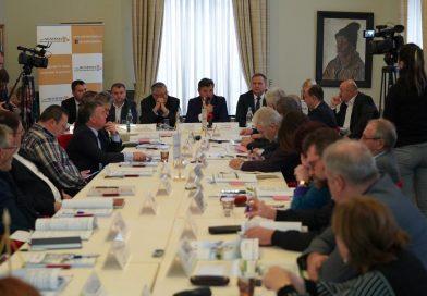 Consiliul pentru Dezvoltare Regională Sud Muntenia s-a reunit în ședință ordinară în județul Ialomița