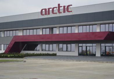 Fabrica Arctic de la Ulmi este prima unitate de producție din România care va primi o certificare LEED