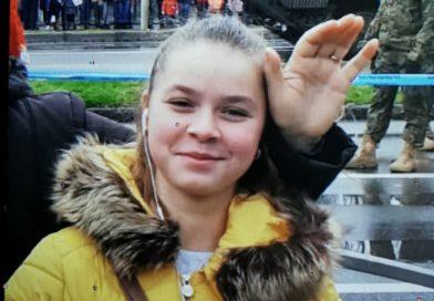 O fată de 14 ani  dată dispărută a fost găsită la scurt timp în Municipiu
