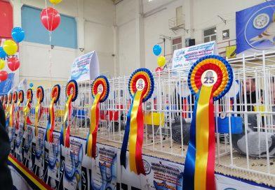 A XXVI-a ediție a Expoziției Naționale Columbofile UCPR, organizată la Târgoviște