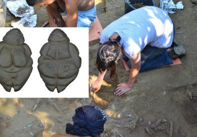 Arheologii dâmbovițeni au scos la iveală prima statuetă de tip Venus din țara noastră