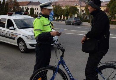 Poliţia Rutieră Dâmbovița : Sfaturi pentru prevenirea accidentelor în care sunt implicați bicicliști