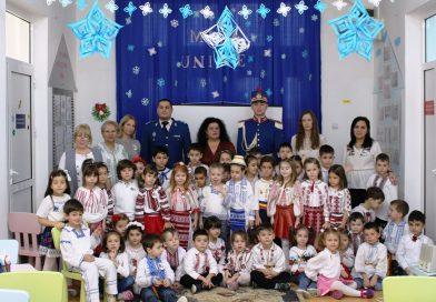 Ziua Micii Uniri reflectată prin ochii copiilor